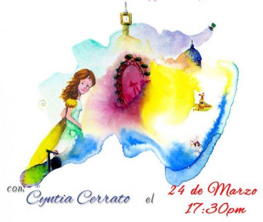 Exposición pictórica de Cyntia Cerrato