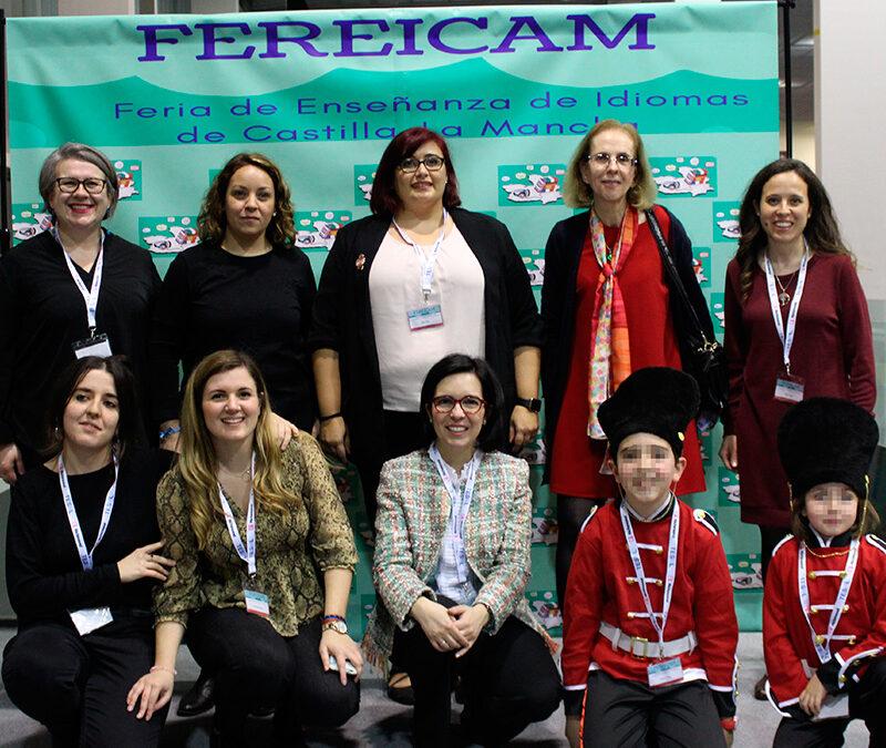 Inaugurada la Feria de Enseñanza de Idiomas de Castilla-La Mancha