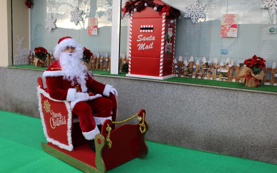 El buzón de Santa Claus 2020
