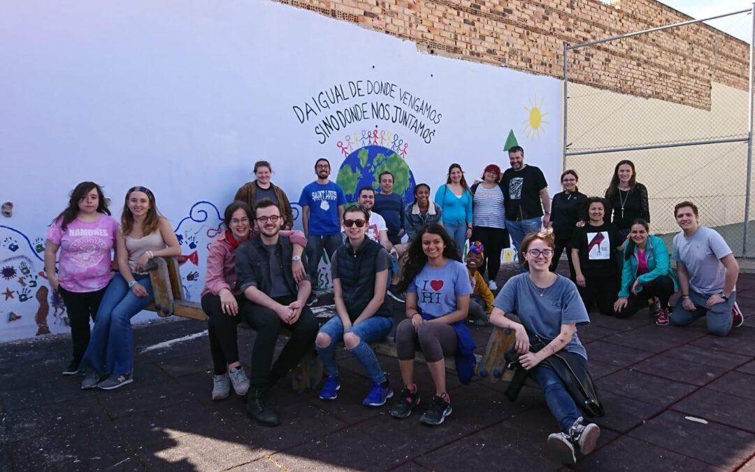 II Encuentro Cultural con Estudiantes Americanos